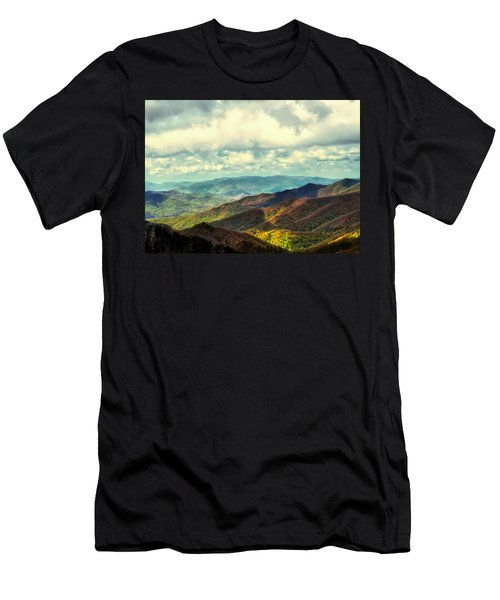 Smoky Mountain Memory Men's T-Shirt (Athletic Fit)