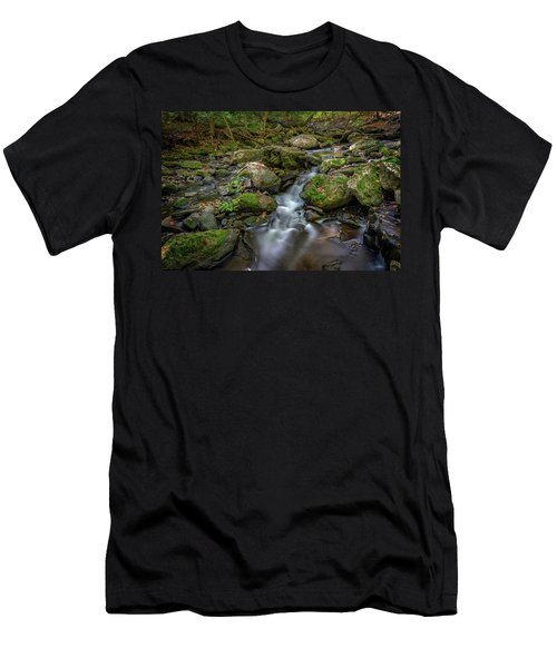 Men's T-Shirt (Athletic Fit) featuring the photograph Vaughan Brook by Rick Berk