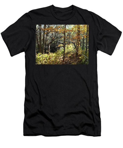 Ye Old Tracks Men's T-Shirt (Athletic Fit)