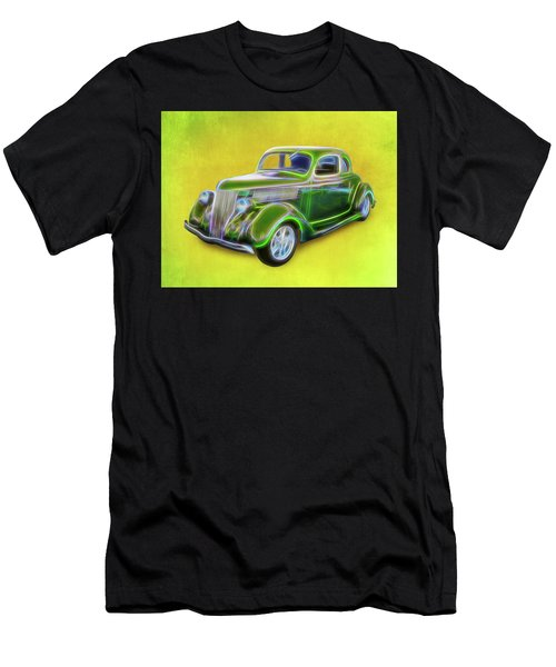 1936 Green Ford Men's T-Shirt (Athletic Fit)