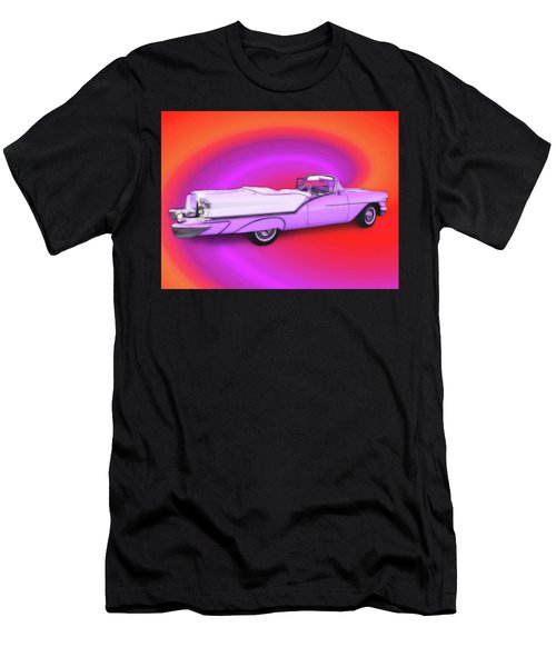 1957 Oldsmobile 98 Starfire Men's T-Shirt (Athletic Fit)