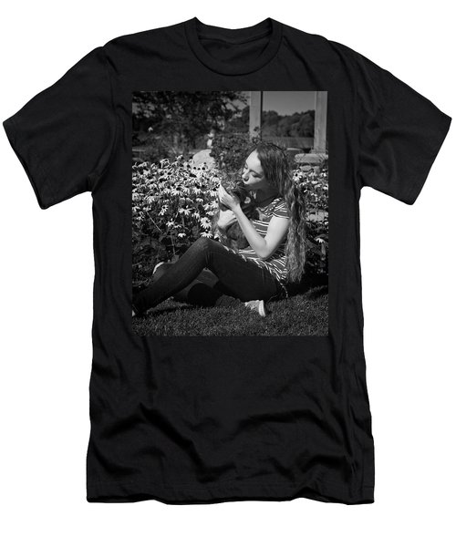 1BE Men's T-Shirt (Athletic Fit)