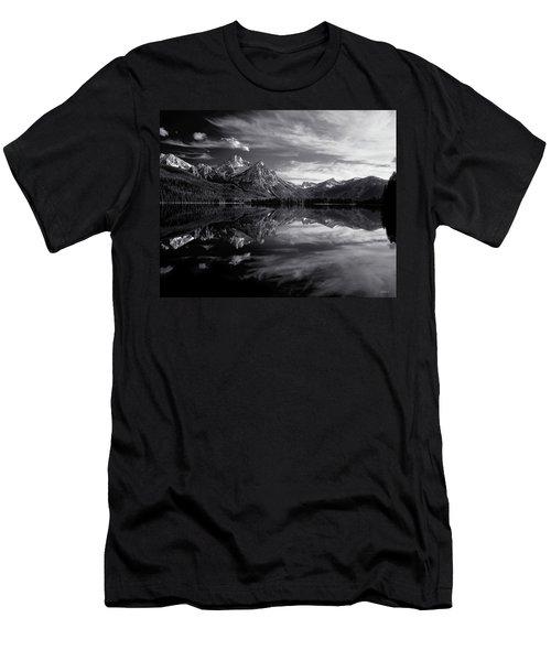 Stanley Lake Men's T-Shirt (Athletic Fit)