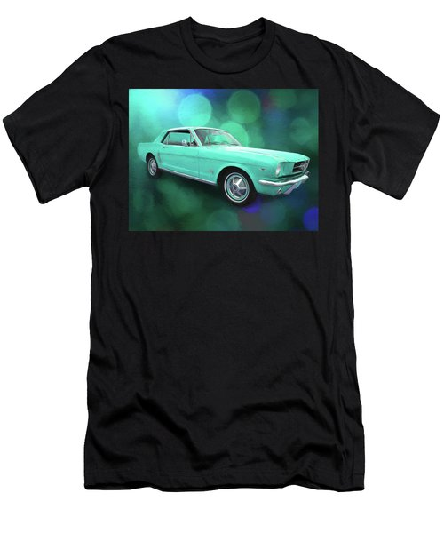 65 Mustang Men's T-Shirt (Athletic Fit)
