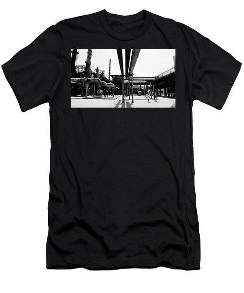 798 Art Zone Men's T-Shirt (Athletic Fit)