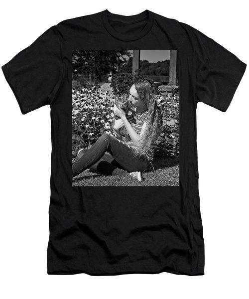 9B Men's T-Shirt (Athletic Fit)