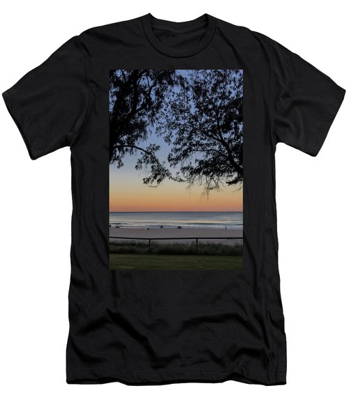 A Beautiful Place To Be Men's T-Shirt (Athletic Fit)
