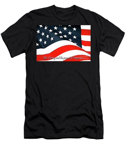 A Declaration Men's T-Shirt (Athletic Fit)