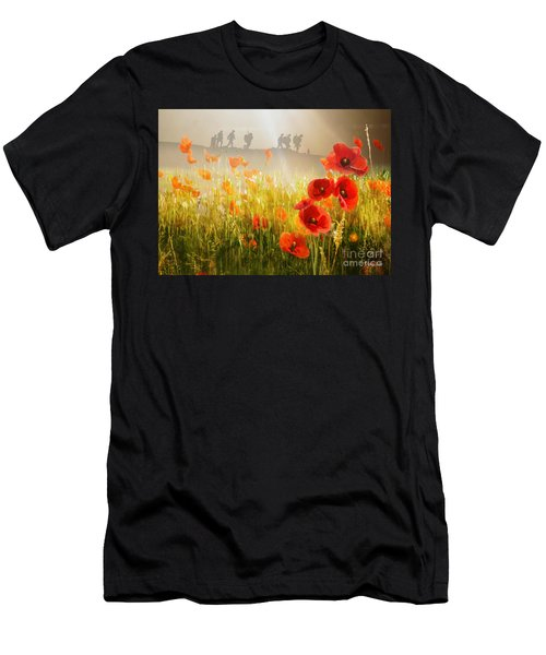 A Time To Remember Men's T-Shirt (Athletic Fit)