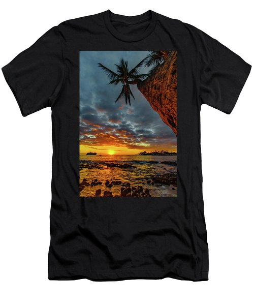 A Typical Wednesday Sunset Men's T-Shirt (Athletic Fit)