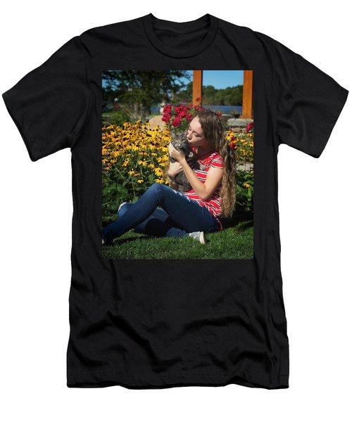 1A Men's T-Shirt (Athletic Fit)