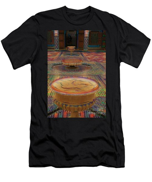 Abstract Architecture Morocco  Men's T-Shirt (Athletic Fit)