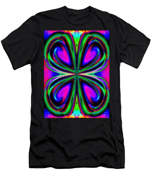 Abstract Decor 7 Men's T-Shirt (Athletic Fit)