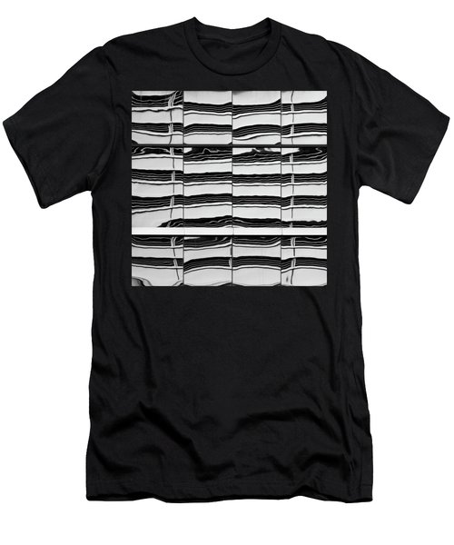 Abstritecture 40 Men's T-Shirt (Athletic Fit)