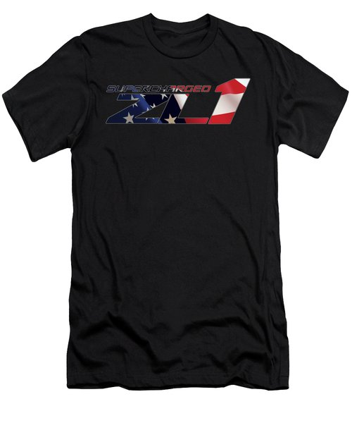 All American Zl1 Men's T-Shirt (Athletic Fit)