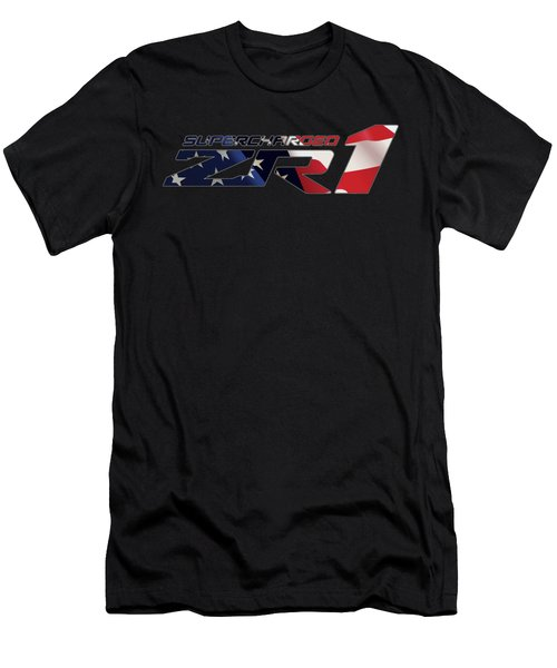 All American Zr1 Men's T-Shirt (Athletic Fit)