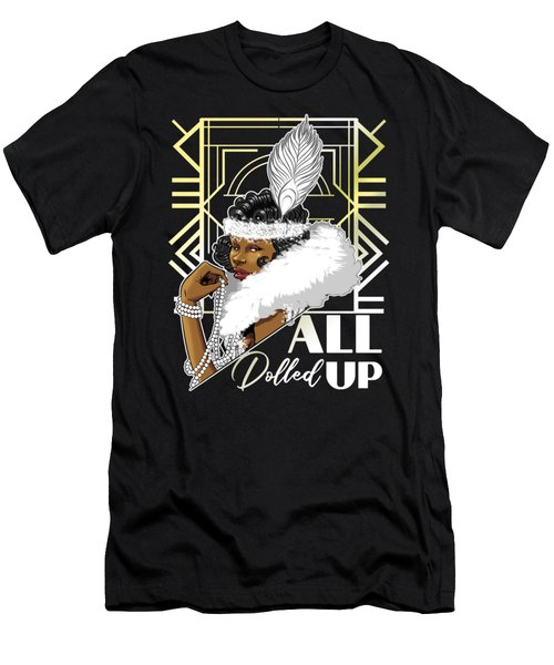 All Dolled Up Men's T-Shirt (Athletic Fit)