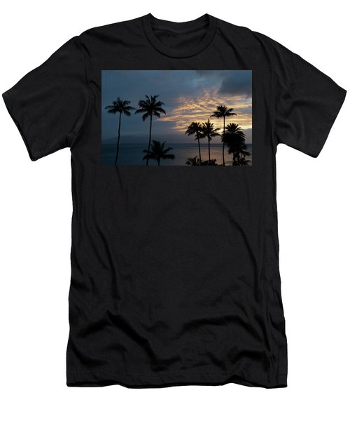 Aloha And Goodbye Men's T-Shirt (Athletic Fit)