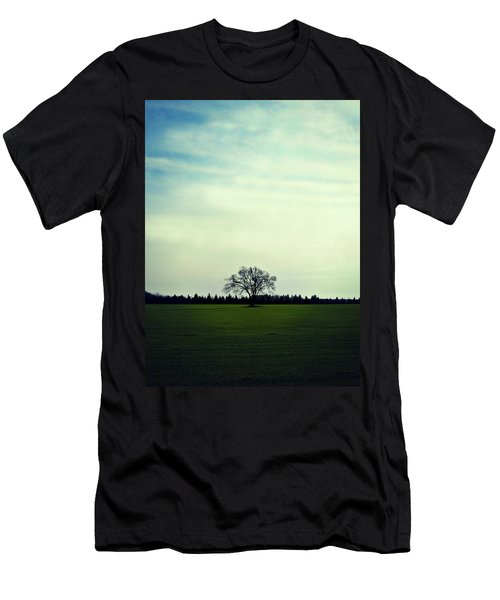 Alone At Last Men's T-Shirt (Athletic Fit)