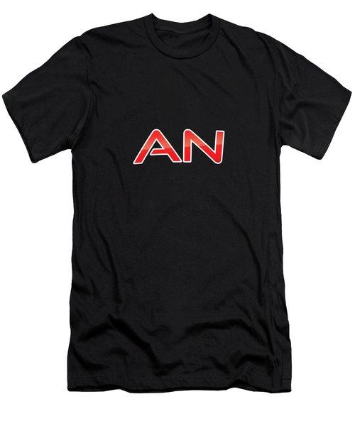 An Men's T-Shirt (Athletic Fit)