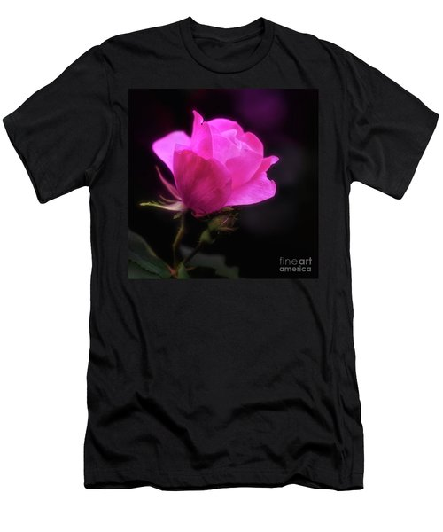 Anniversary Rose Men's T-Shirt (Athletic Fit)