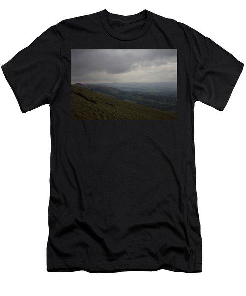 Coming Storm2 Men's T-Shirt (Athletic Fit)