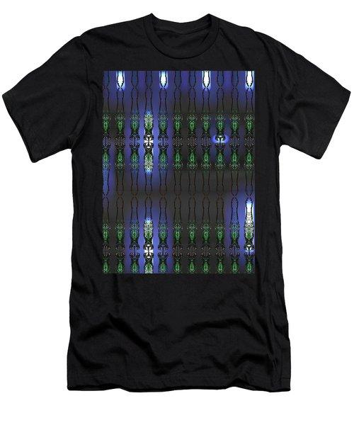 Art Deco Design 17 Men's T-Shirt (Athletic Fit)