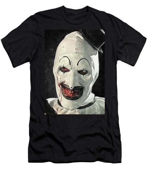 Art The Clown Men's T-Shirt (Athletic Fit)