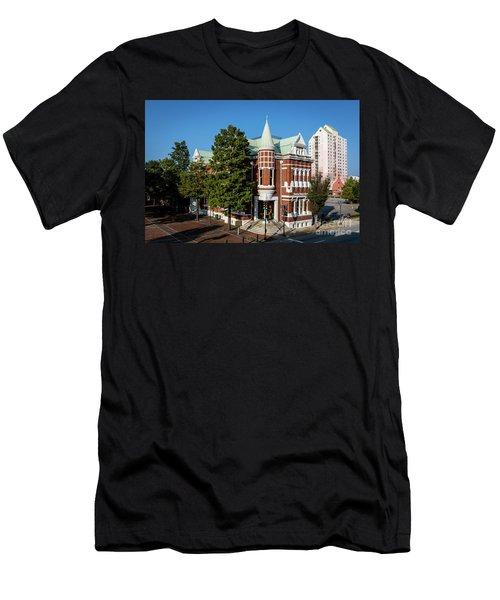 Augusta Cotton Exchange - Augusta Ga Men's T-Shirt (Athletic Fit)