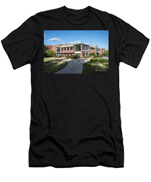 Augusta University Student Activity Center Ga Men's T-Shirt (Athletic Fit)