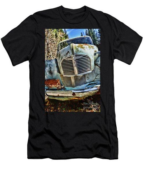 Austin A40 Men's T-Shirt (Athletic Fit)