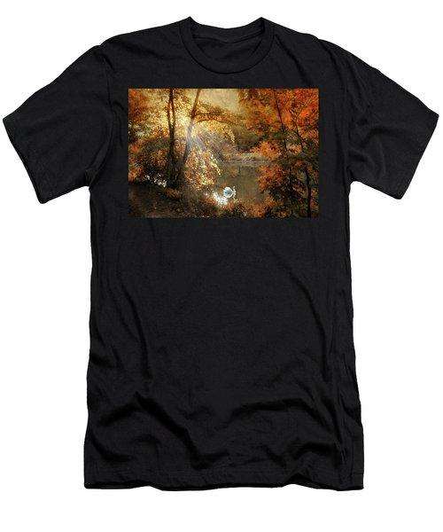 Autumn Afterglow Men's T-Shirt (Athletic Fit)