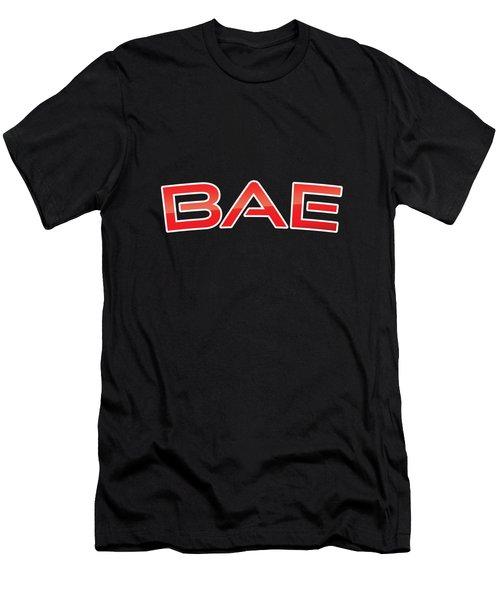 Bae Men's T-Shirt (Athletic Fit)