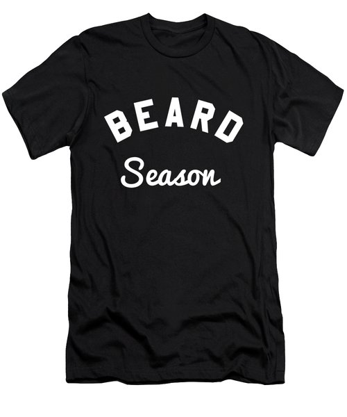Beard Season Men's T-Shirt (Athletic Fit)