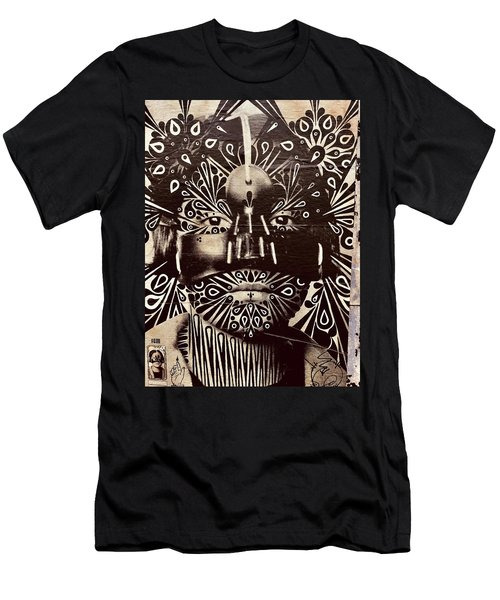 Been To The Tattoo Studio In New York  Men's T-Shirt (Athletic Fit)
