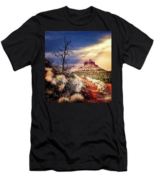 Bell Rock Men's T-Shirt (Athletic Fit)