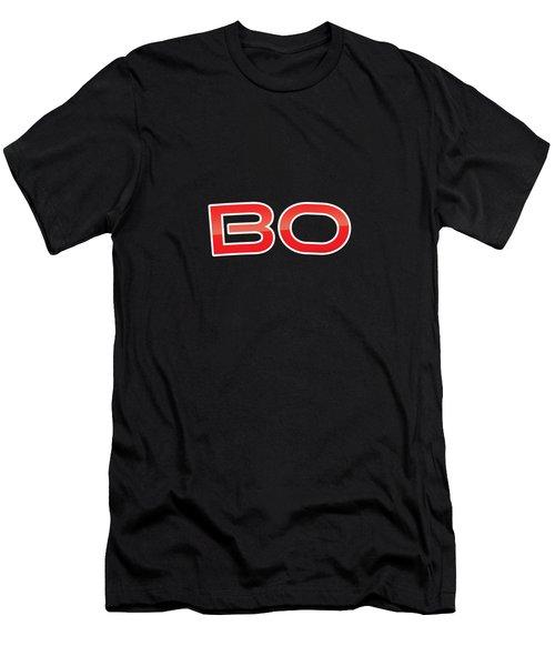 Bo Men's T-Shirt (Athletic Fit)