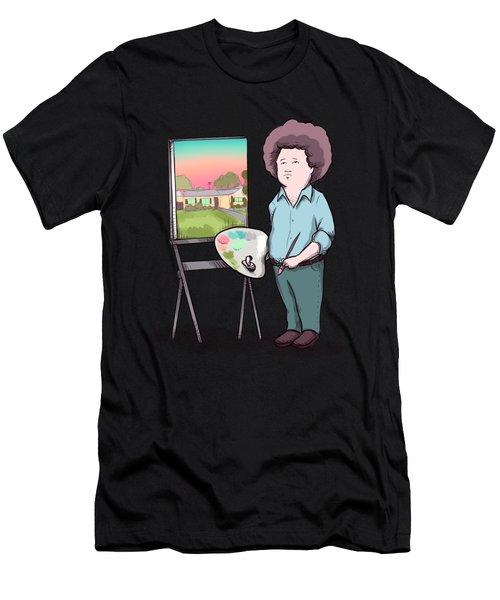 Bobby Ross Men's T-Shirt (Athletic Fit)
