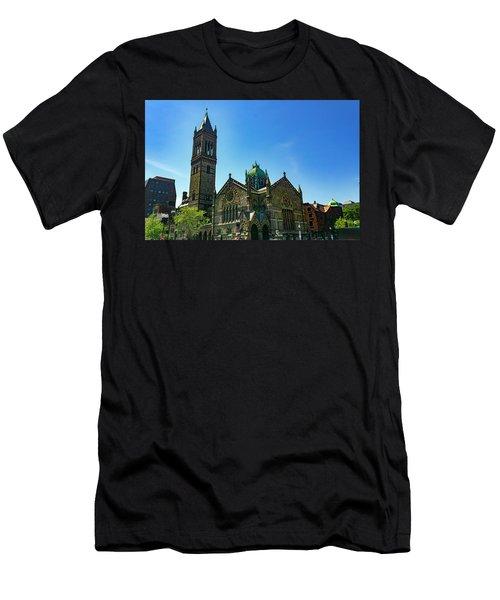 Boston Series 5373 Men's T-Shirt (Athletic Fit)