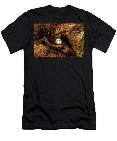 Broken Dolly Men's T-Shirt (Athletic Fit)