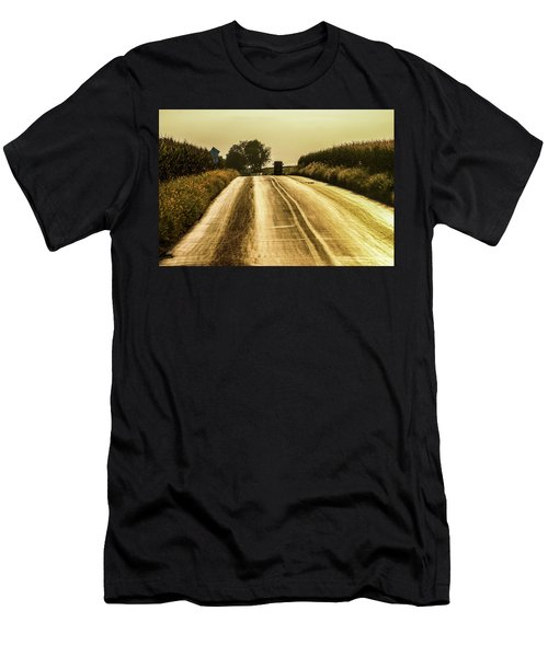 Buggy At Golden Hour Men's T-Shirt (Athletic Fit)