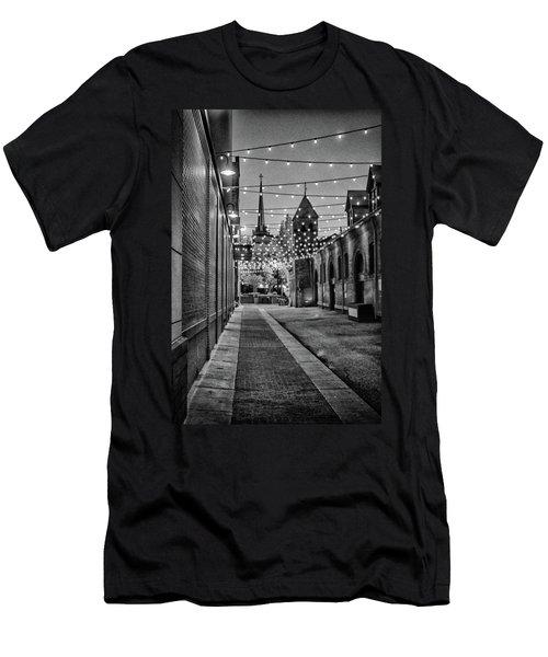 Bw City Lights Men's T-Shirt (Athletic Fit)