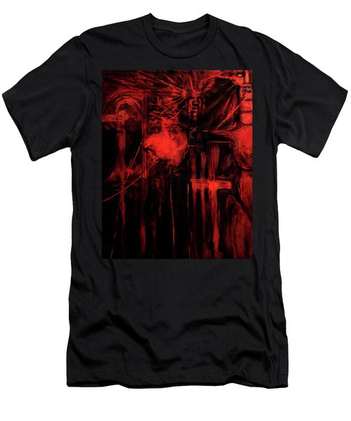 By Way Of The Holy Men's T-Shirt (Athletic Fit)