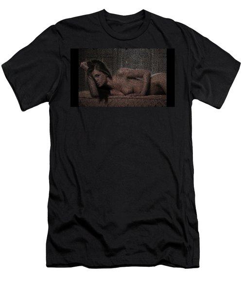 Cafe Aulait Men's T-Shirt (Athletic Fit)