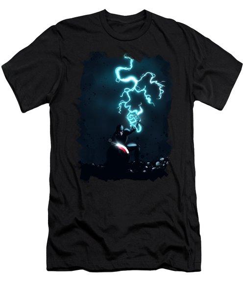 Captain Worthy Men's T-Shirt (Athletic Fit)