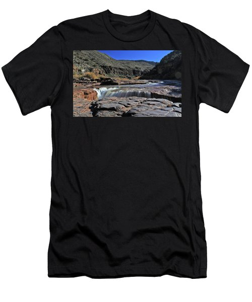 Carving The Gorge Men's T-Shirt (Athletic Fit)