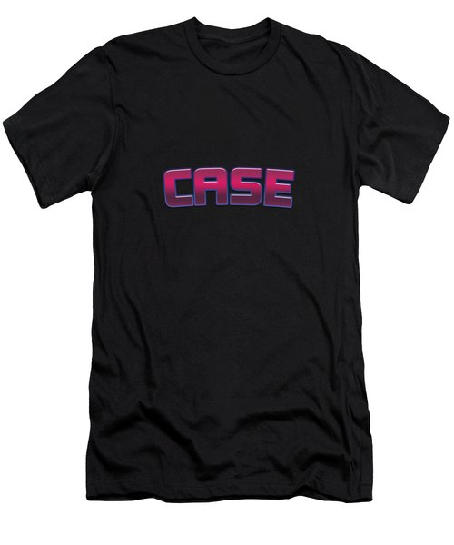Case Men's T-Shirt (Athletic Fit)