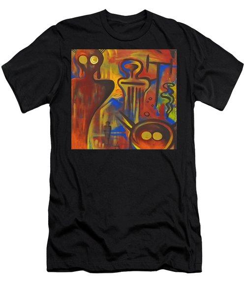 Cave Dwellers Men's T-Shirt (Athletic Fit)