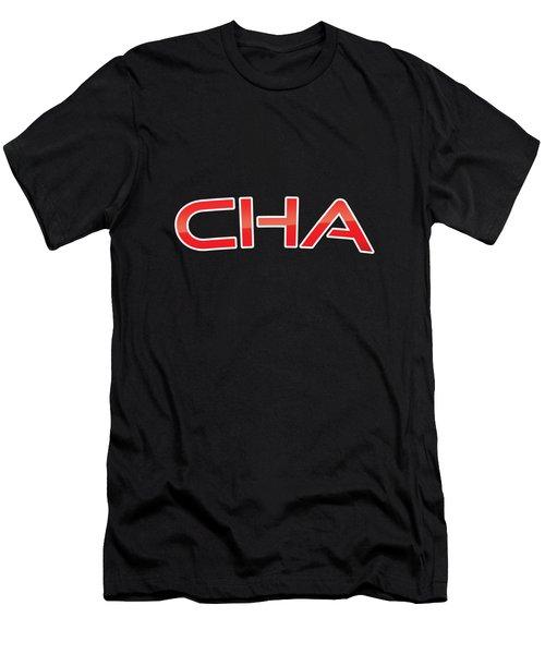 Cha Men's T-Shirt (Athletic Fit)