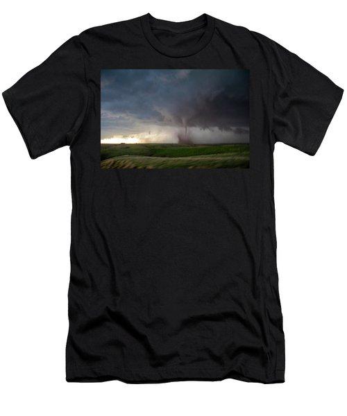 Chasing Naders In Nebraska 026 Men's T-Shirt (Athletic Fit)